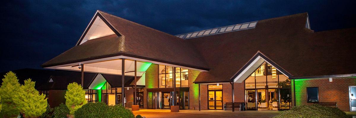 East Sussex National Resort ceilings by Parker Ceilings